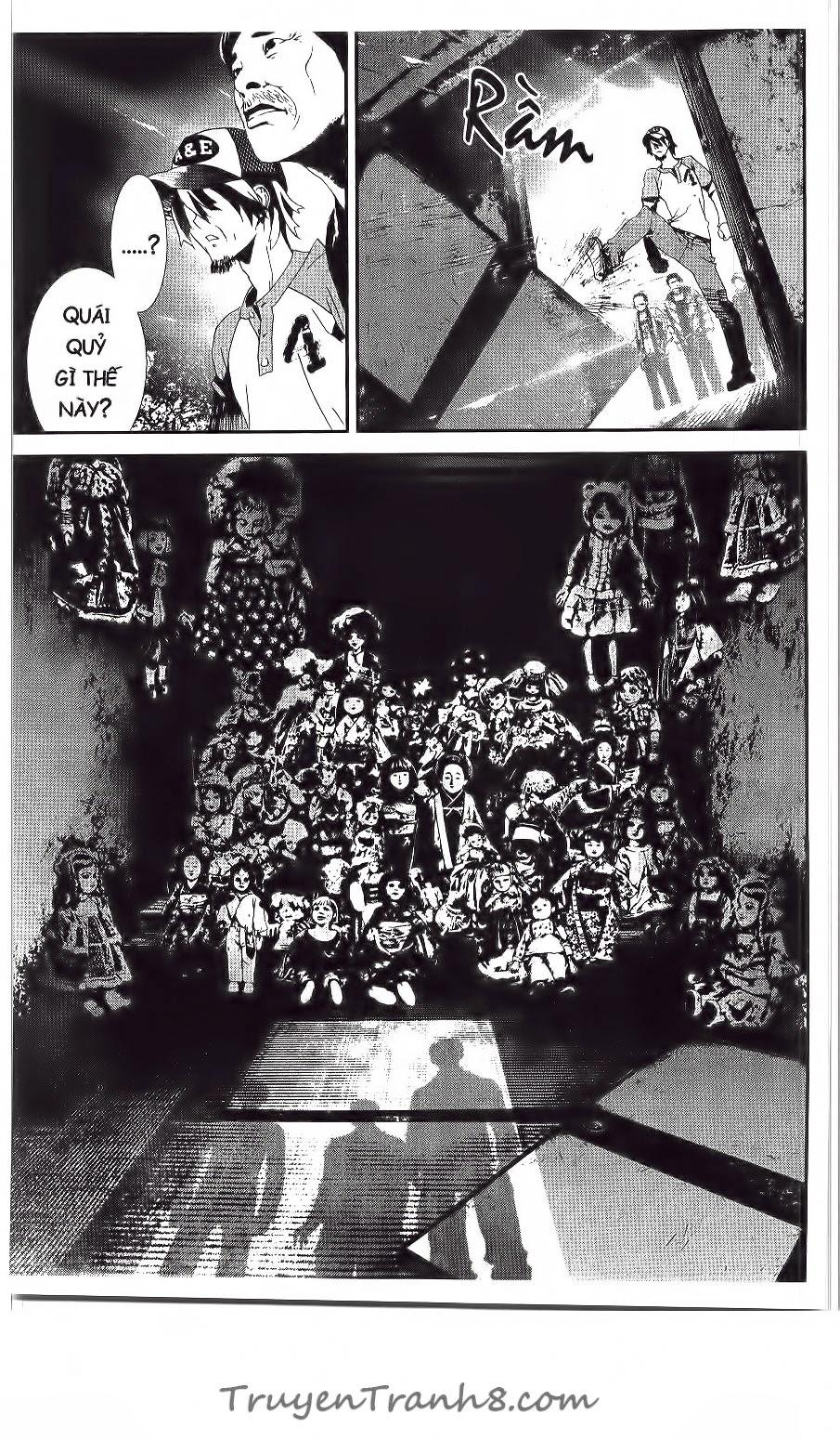 Shiki chapter 40 trang 26
