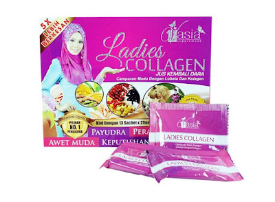 V Asia Ladies Collagen Terbaik