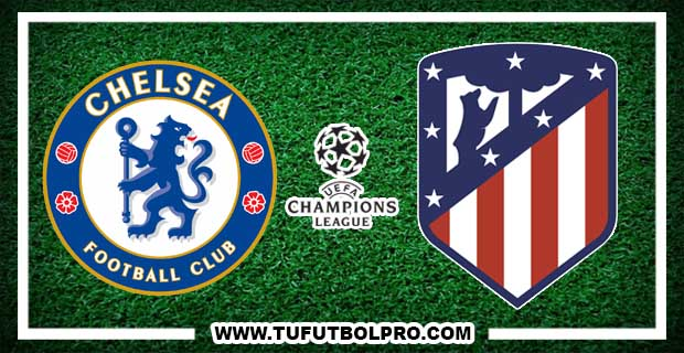 Ver Chelsea vs Atlético Madrid EN VIVO Por Internet Hoy 5 de Diciembre 2017