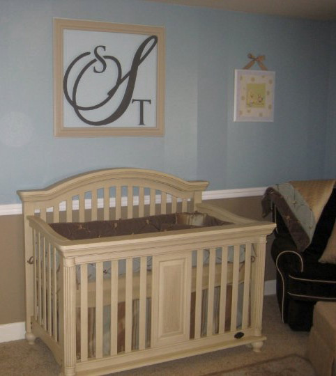 365 Days To Simplicity: Thinking About A Boy's Nursery