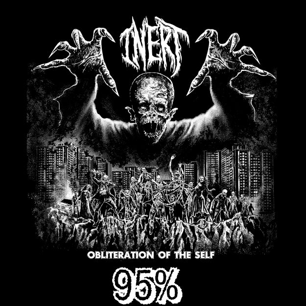 Reviews: Inert - Obliteration of the Self