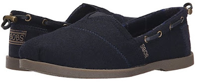 BOBS by Skechers Chill Luxe Wool Slip-On Flats $25 (reg $50)