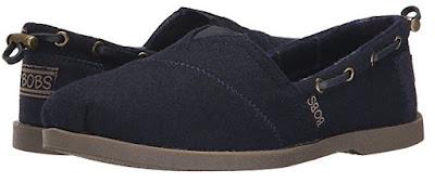 BOBS by Skechers Chill Luxe Wool Slip-On Flats $25 (reg $50)
