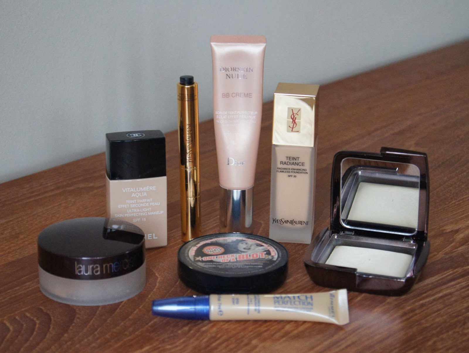 complexion makeup stash staples light medium coverage complexion favourites swatches