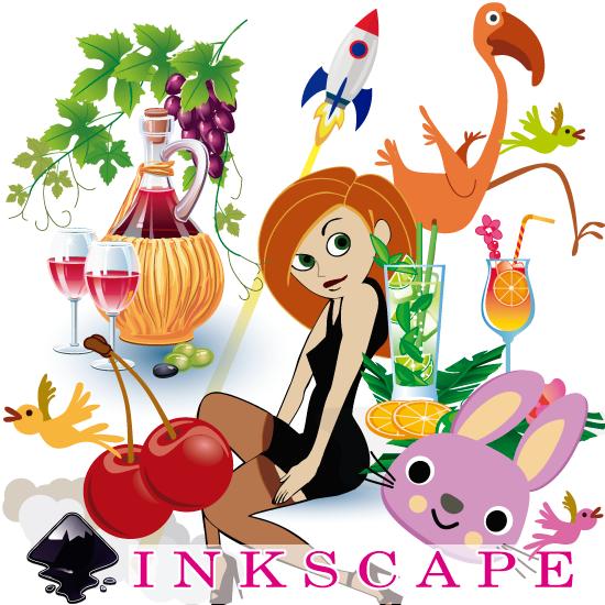 Curso Inkscape 0/10 Introducción