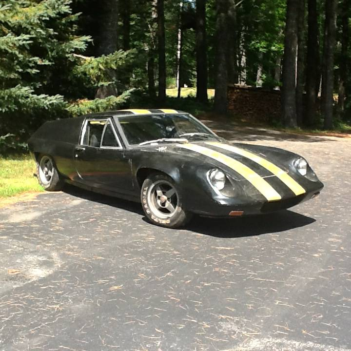 Everyday Sports Cars: Daily Turismo: Sports Car: 1971 Lotus Europa