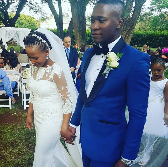 pearl thusi and walter mokoena relationship advice