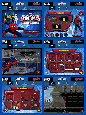 Free Online Spiderman Games review