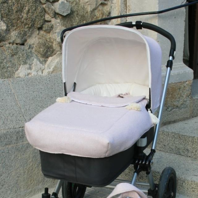 vestir carrito bebe