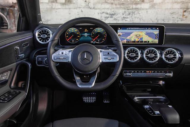 Mercedes A-Class Saloon 2018