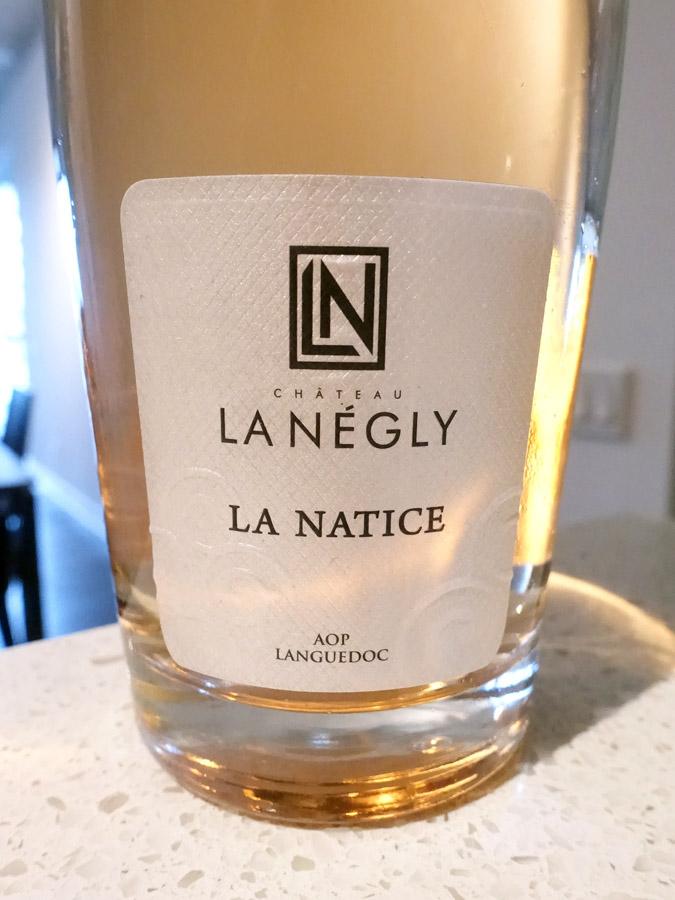 Château La Négly La Natice Rosé 2017 (90 pts)