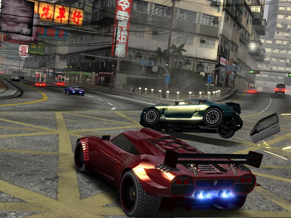 Burnout Revenge (Jtag/RGH + DLC) XBOX 360 Screenshots #3