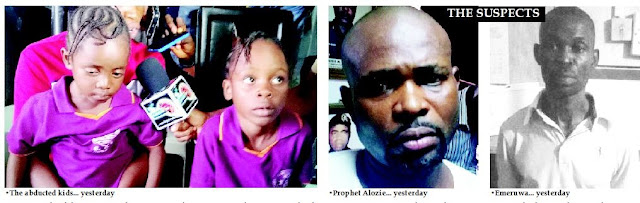 Lagos prophet offered me N6,000 to kidnap sisters, promised to do charms for me – Suspect