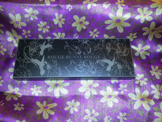 Rouge Bunny Rouge Raw Garden Eyeshadow Palette in Chronos