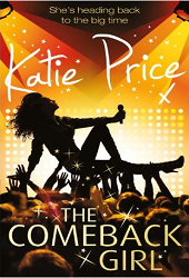 The Comeback Girl by Katie Price | Cover Love