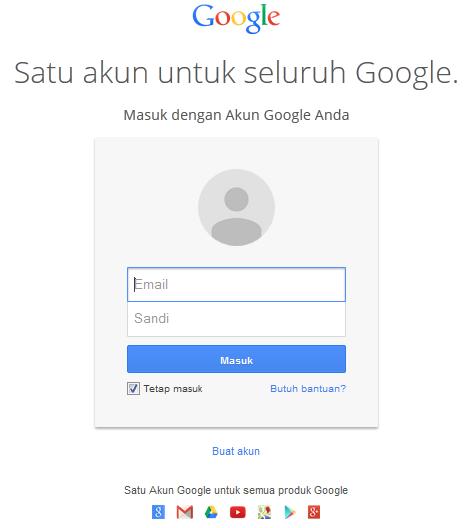 Cara Membuka Email di Gmail