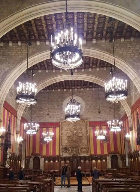 Ajuntament de Barcelona - Casa de la Ciudad