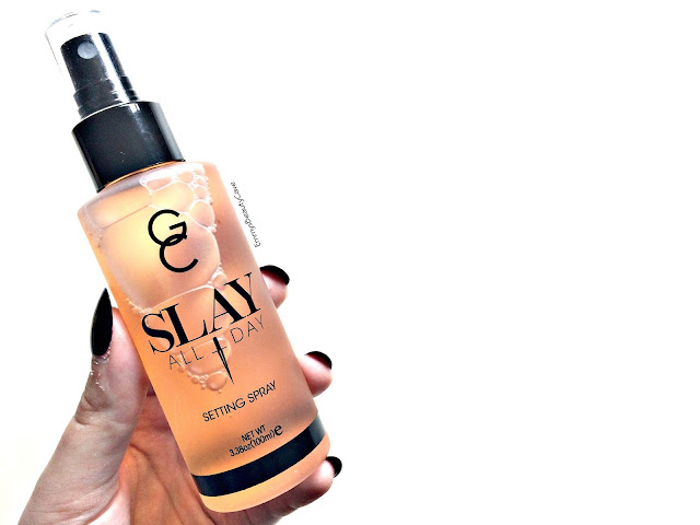 Gerard Cosmetics Slay All Day Setting Spray Review