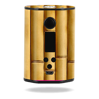 Bamboo Sticker For Eleaf iStick 200W