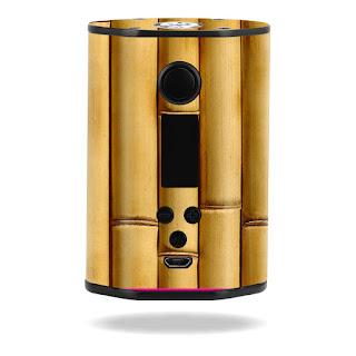 Bamboo Sticker For Eleaf iStick 200W