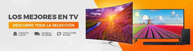 Top 5 ofertas Los mejores en TV de PCComponentes