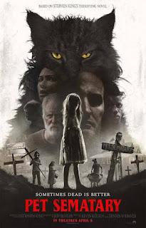 Poster Cemitério Maldito: trailer final do remake de terror