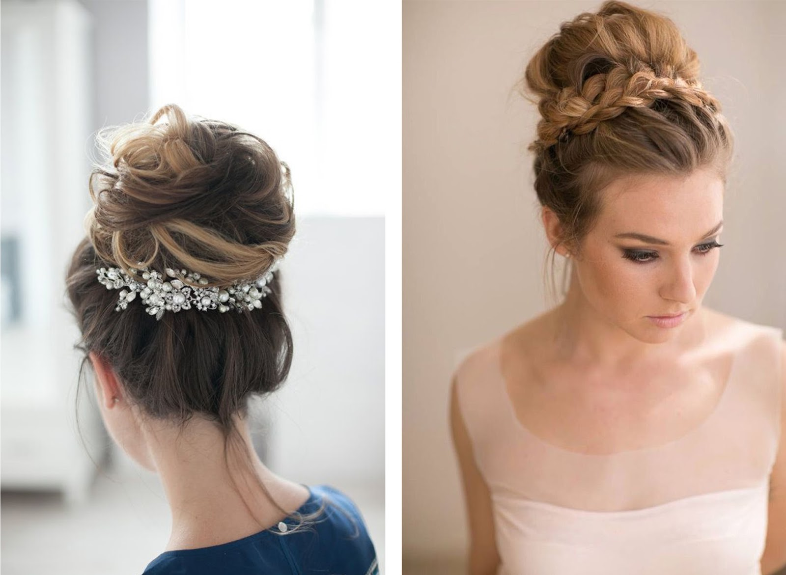 Bridal Hairstyles 2016: 4 Beautiful Bridal Hairstyles
