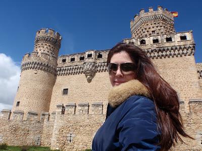 castillo turistica españa