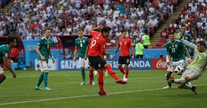 Hasil Pertandingan Korea Selatan vs Jerman - Piala Dunia 2018