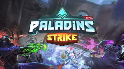 Paladin Strike, Game Shooter 5 Vs 5 MOBA