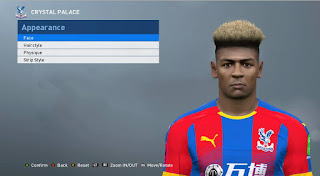 PES 2017 Faces Patrick van Aanholt by ABW_FaceEdit