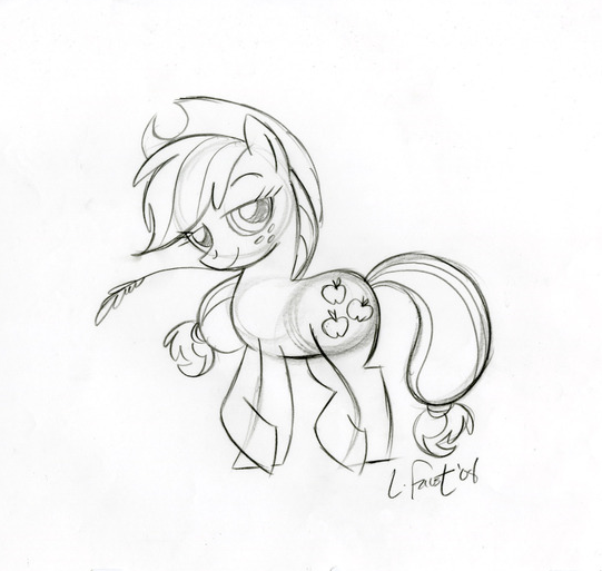 Applejack Charity Auction up!