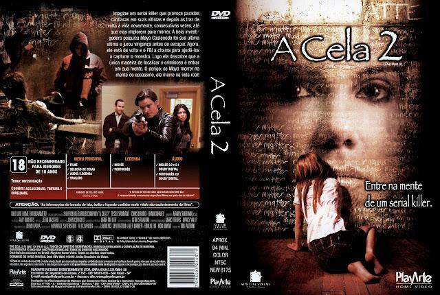 Capa DVD A Cela 2