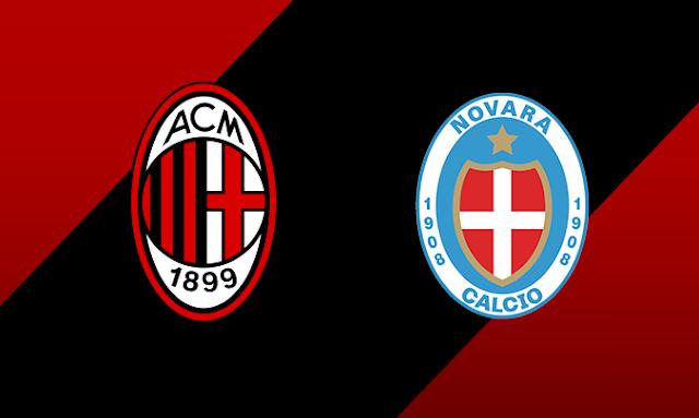 AC Milan vs Novara Calcio Full Match Replay 20 July 2018