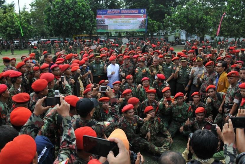 Ribuan Pasukan Kokam Bakal Amankan Tabligh Akbar Ustadz Bachtiar Nasir di Garut