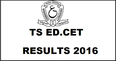 Telangana EDCET Results 2016 Published on today 3pm. Telangana EDCET Results 2016 download at Telangana State official website www.tsedcet.org
