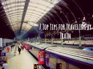 7 Top Tips for travelling by train