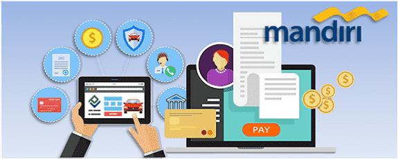 Layanan Mandiri e Banking Untuk Transaksi Online