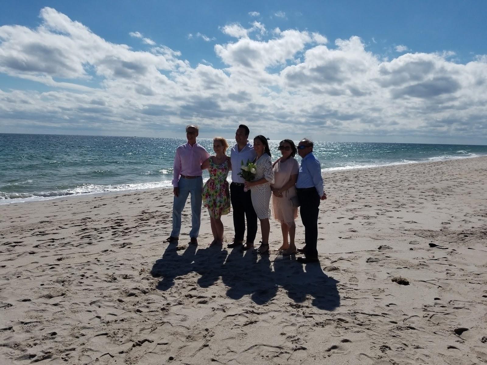 Married In Fort Lauderdale Vista Park Pompano Beach FL 33062 November 1 2017 Wedding Officiant