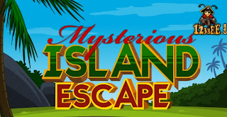 Solved Mysterious Island Escape Walkthrough