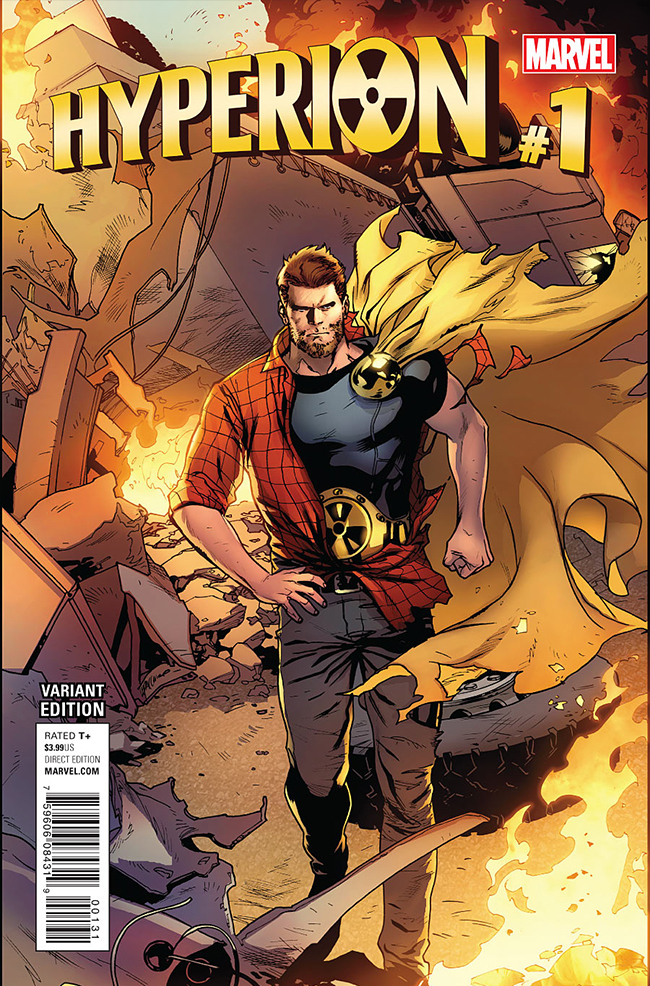 marvel comics 3/23/16