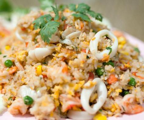 Resepi Nasi Goreng Seafood Istimewa - Kisah Resepi ...
