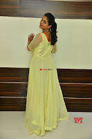 Teja Reddy in Anarkali Dress at Javed Habib Salon launch ~  Exclusive Galleries 013.jpg