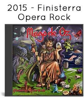 2015 - Finisterra Opera Rock