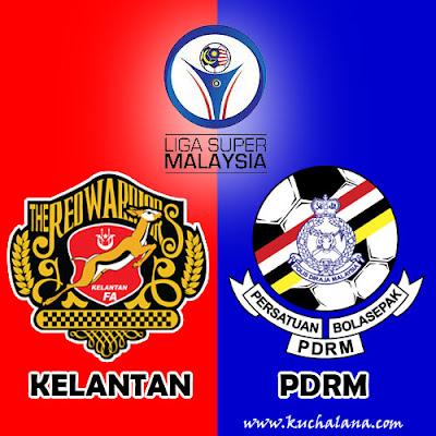 Liga Super 2016 Preview: Kelantan Vs PDRM