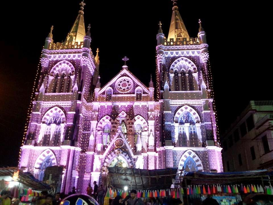 Mount Mary Church, Bandra
