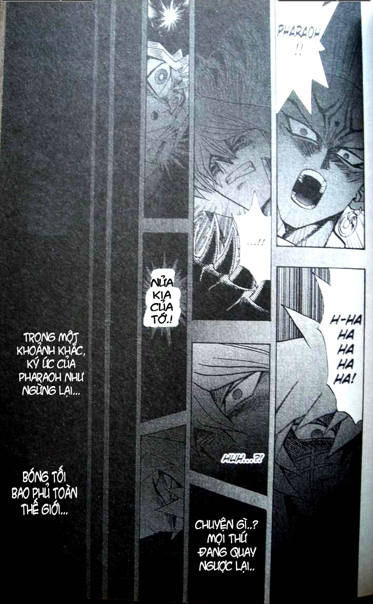 YUGI-OH! chap 307 - shadow fall!! trang 18
