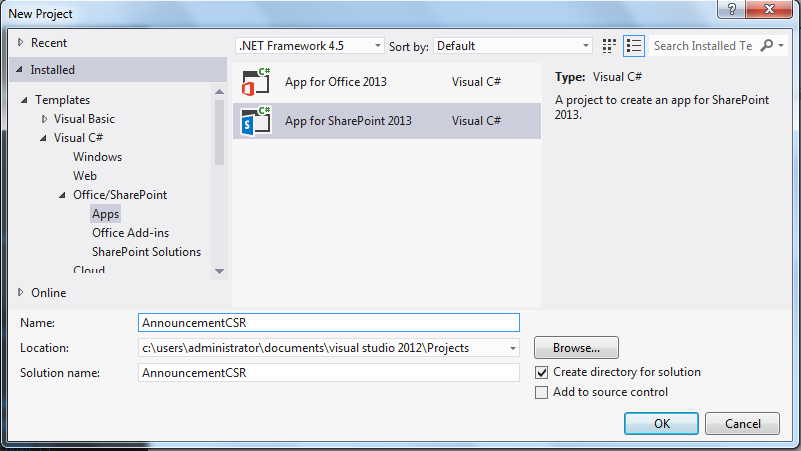 SharePoint: Customize list views and forms using client-side