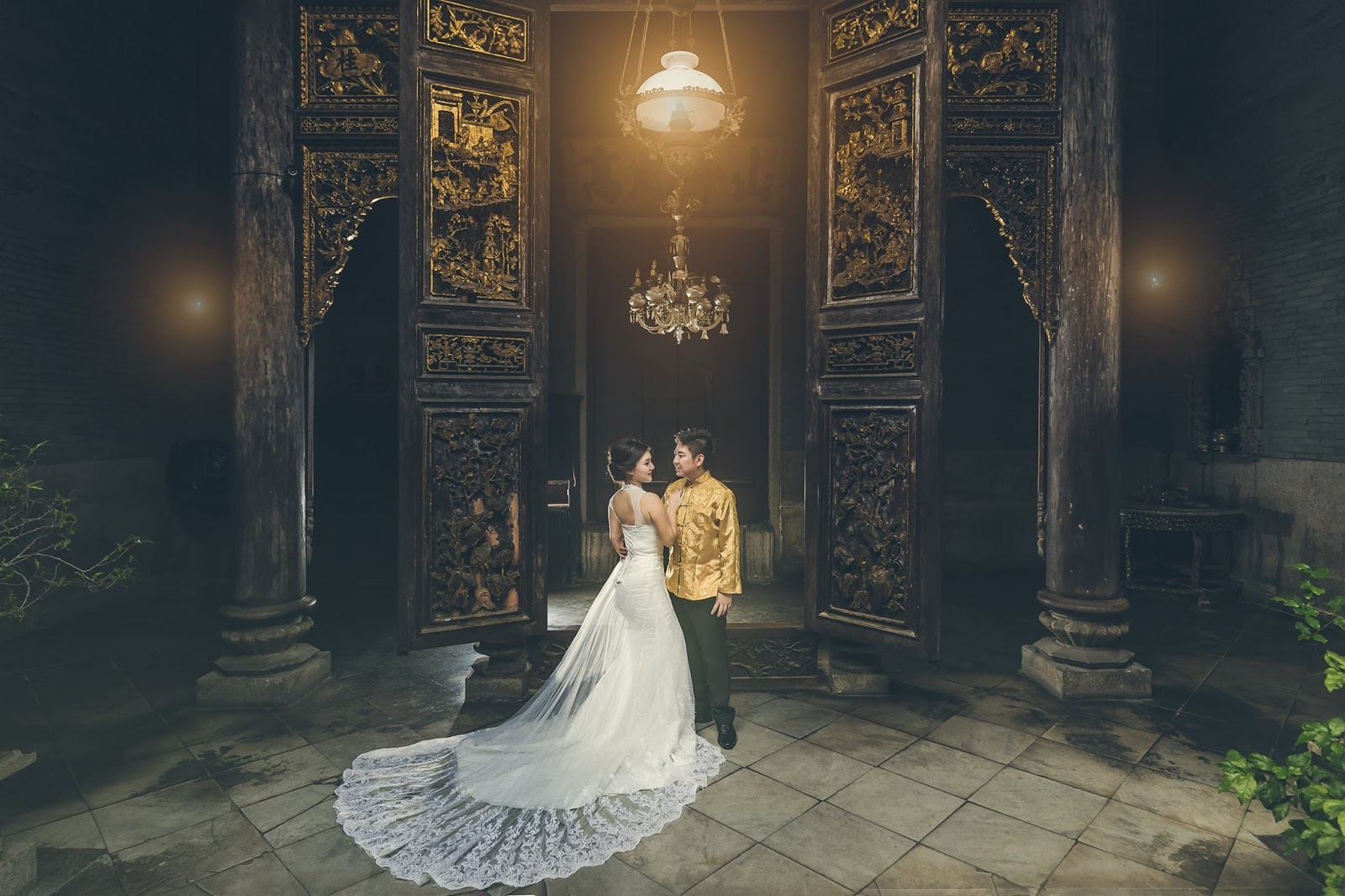 artist wedding photographer penang