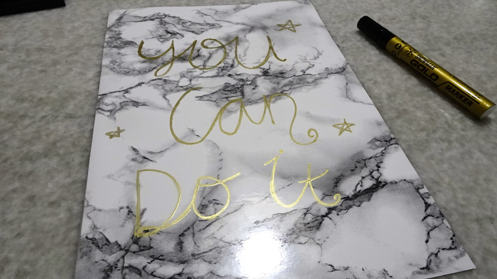 Cute Andro Girls Wallpaper Marble Wallpaper With Gold Quotes Andro Wall